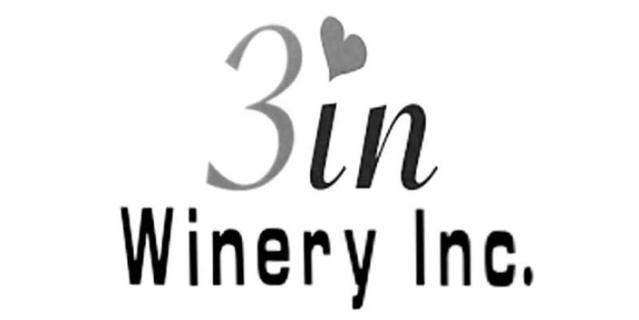 Free wine tasting at 3in Winery