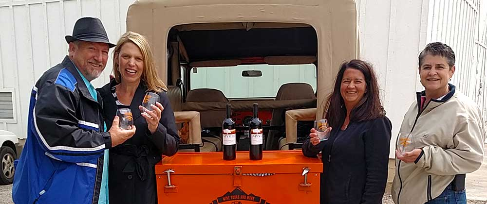 Beer and Wine Tour, Paso Robles CA