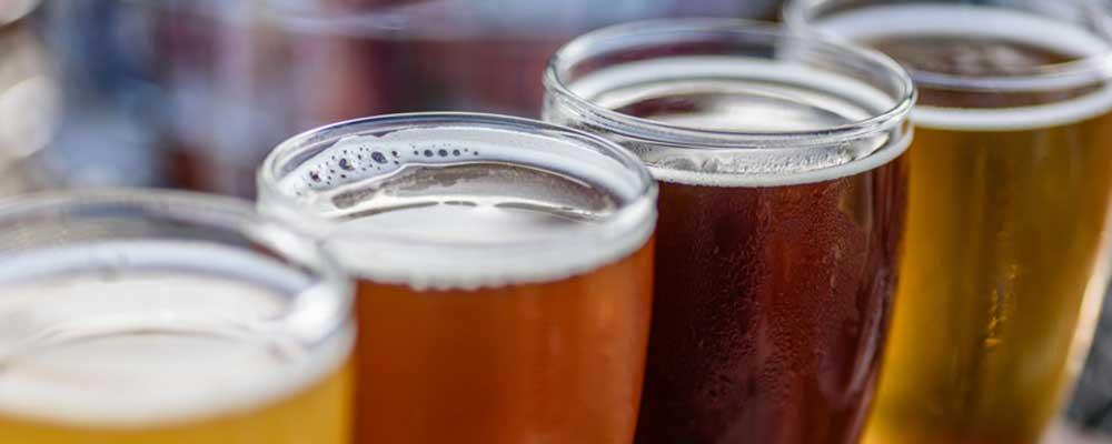 Beer and Wine Tasting