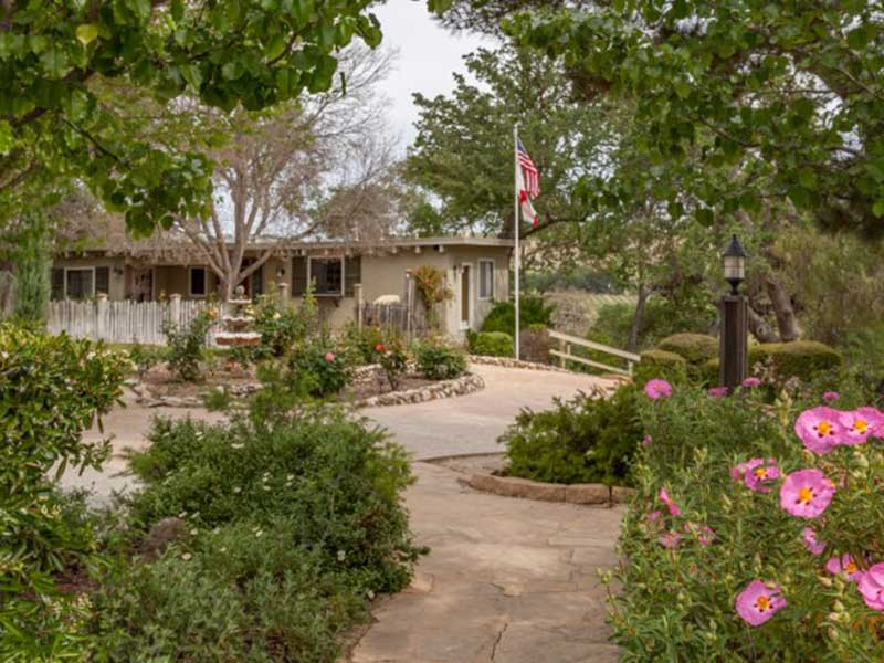 Chanticleer Vineyard Bed And Breakfast Paso Robles