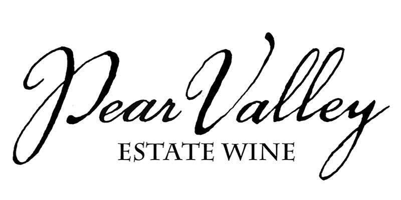 Free wine tasting at Pear Valley