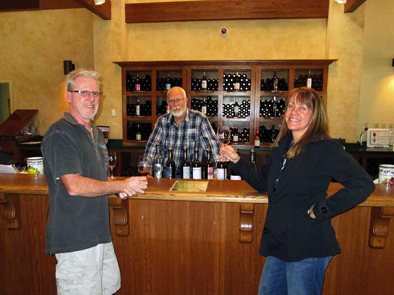 Weekend Getaway Wine Tour
